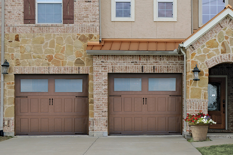 Impression Steel Garage Door
