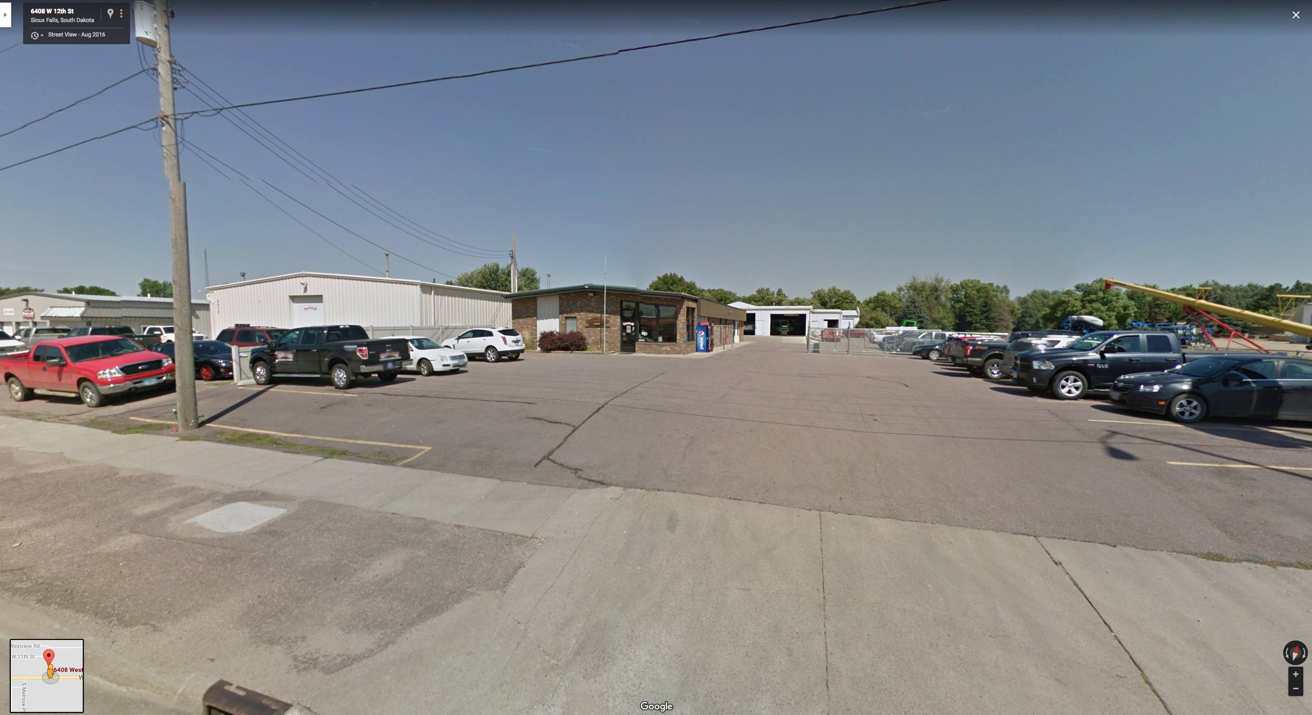 Overhead Door Sioux Falls Location